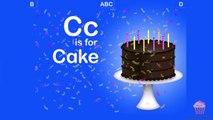 Interactive Alphabet ABCs - App Preview - ABC Flash Cards