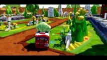 Hulk in his Farm Sing Old McDonald ! Hulk Funny Bike Ride ! Hulk Drive Bus Wheels On The Bus