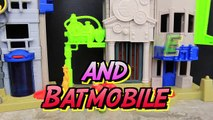Batman and Robin Crashes the Batbike & Batwing & Batmobile Commissioner Gordon Puts Robin in Jail