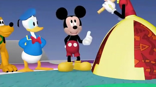 Mickey Mouse Clubhouse Mickey's Adventures in Wonderland 2009 part 2