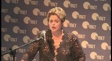 Desde Buenos Aires, Rousseff se suma a pedido de liberación de Milagro Sala
