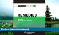 PDF [DOWNLOAD] Casenotes Legal Briefs: Remedies Keyed to Laycock 4th Edition (Casenote Legal