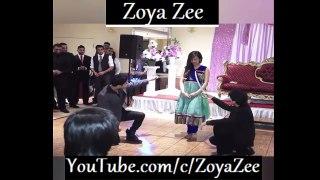 Wedding dance in pakistan edit by Zoya Zee
