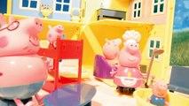 PEPPA PIG ♥ La Maison de Peppa Pig ♥ Peppa Pig et sa famille dans la Maison
