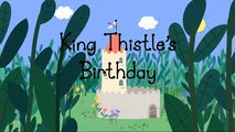 Ben And Hollys Little Kingdom King Thistles Birthday Episode 38 Season 1