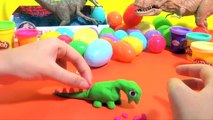 30 SURPRISES DINOSAURS EGGS + JURASSIC WORLD DINOEGGS ✩ 30 OEUFS SURPRISES + Oeufs Dinosaures