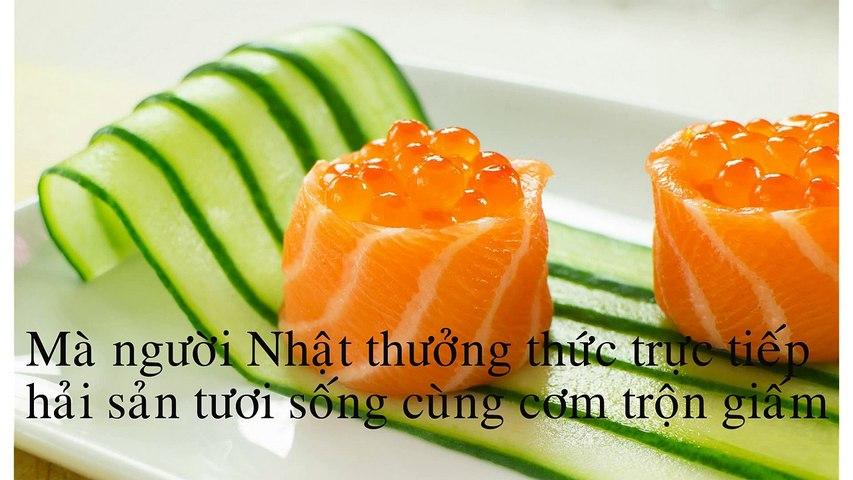 Ẩm thực Nhật Bản | Godialy.com