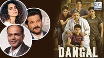 Bollywood REACTS On Aamir Khan's Dangal | LehrenTV