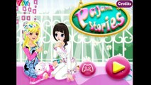 Pajama Stories ❤ Pajama Party ❤ Best Game for Girls