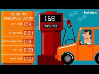 Petrol düştü, benzin neden hala pahalı?