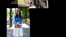 Xu hướng thời trang nữ mới nhất 2016