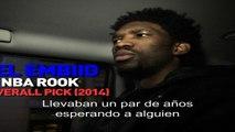 NBA Rooks: Joel Embiid on his Journey - ESP Subtitle- NBA World - PAL