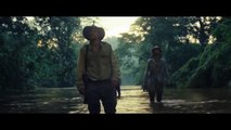 The Lost City of Z TRAILER (Charlie Hunnam, Robert Pattinson, Sienna Miller)-LGSfPTUxIGk