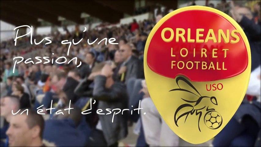 Vidéo de présentation de l'US Orléans Loiret Football (2015)