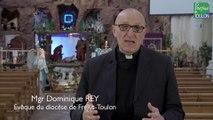 Vœux de Monseigneur Dominique Rey, évêque du diocèse de Fréjus-Toulon