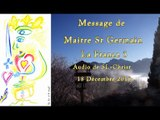 La France 3 par Maître St Germain - audio de SL-Christ - 18.12.2016