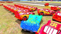 [ Lightning McQueen ] Disney cars Carla Veloso & Lightning McQueen Nursery Rhymes Childrens Songs.m