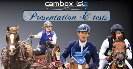 Présentation & tests : Cambox Isi 2