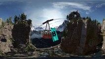 LA MONTÉE Alpes 360° de la Remorque VR Jeu