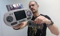 Hyperkin SupaBoy análisis de la consola Super Nintendo portátil