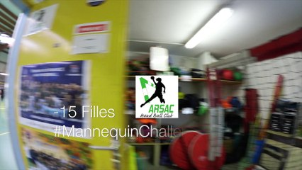Handball Club Arsac -15F #MannequinChallenge V2