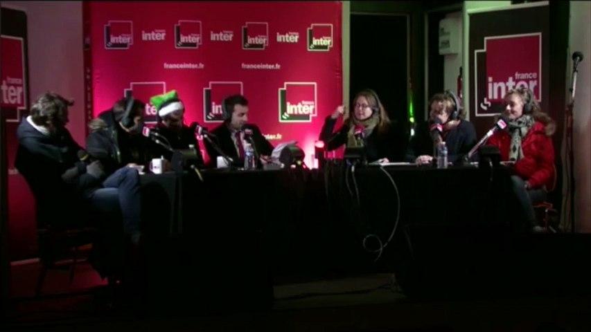 Les contes de Noël - le meilleur de l'humour d'Inter 23/12/16