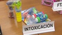 Retirados más de 36.700 productos peligrosos en Madrid
