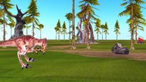 Different Dinosaurs Cartoons Fighting | Amazing Fight Between Dinosaurs | Epic Battles And Fight