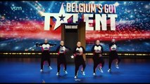 BABA YEGA liveshow act Belgiums Got Talent 2016