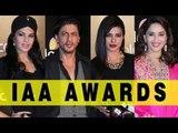 Celebs At IAA Awards Red Carpet