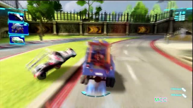 CARS 2 The Game Grand Prix as Mater Ivan Clearance 2 WIN! Pixar Cars2 Tow Mater
