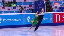 RN2017 Ludmila SOSNITSKAIA ⁄ Pavel GOLOVISHNIKOV FD
