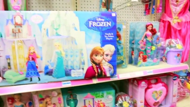 Frozen UGLY Dress Up Clothes Competition ANNA & ELSA Go Toy Shopping Barbie PART 3 AllToyCollector
