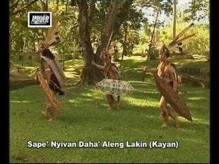Sape 'Nyivan Daha' Aleng Lakin(Kayan)