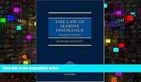 PDF [DOWNLOAD] Law of Marine Insurance [DOWNLOAD] ONLINE