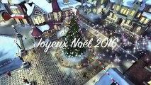 Merry Christmas 2016 - Joyeux Noêl 2016 -Bonne année 2017-Happy New Year 2017