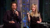 Matthew McConaughey And Reese Witherspoon Talk About Chewing Ice   BUILD Series
