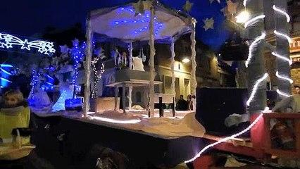 Ham : La parade de Noël dans les rues du centre-ville