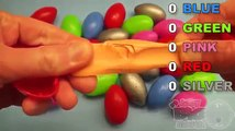 Learn Colours for Toddlers With Silly Putty Surprise Eggs! Fun Learning Colors for Kids Contest!