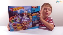 COLOR CHANGERS CARS Hot Wheels Color Shifters Toy Kids Video Cars Toys Review Compilation