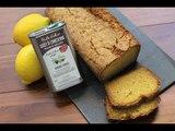 Cake au citron à l'huile d'olive- 750 Grammes