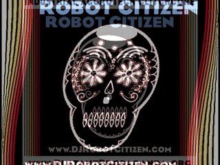 """[Dark Electro Glitch Hop] DJ Robot Citizen (EYE): """"Another One of Those Days"""" Industrial Aggrotech Hellectro Terror EBM"""