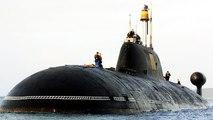 LE K-129 : Le Sous-Marin Nucleaire Russe Détruit Par La Marine Des USA ( Documentaire )