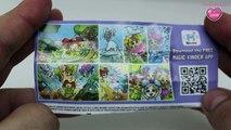 2 Disney Fairies Kinder Surprise Eggs Kinder Joy Fairy Surprise Toys Surprise Eggs Disney Collector