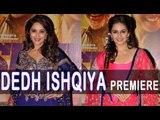 Madhuri Dixit, Huma Qureshi, Arshad Warsi And Others At 'Dedh Ishqiya' Premiere