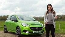 Vauxhall Corsa VXR 2015 review  part 4