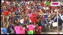 Panama 2 Jamaica 0 en 4 narraciones