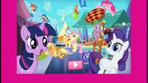 ♥ Crystal Empire Seek & Find from My Little Pony Game - Friendship Is Magic ♥