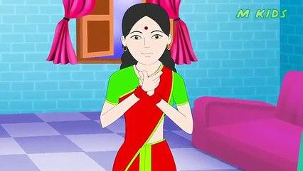 Hindi Rhymes for Children - चुन्नू मुन्नू थे दो भाई (Chunnu Munnu Thei Do Bhai) - Hindi Balgeet