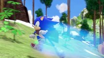 Sonic Boom | Sonic Speed Boost Experiments! | Cartoon Network